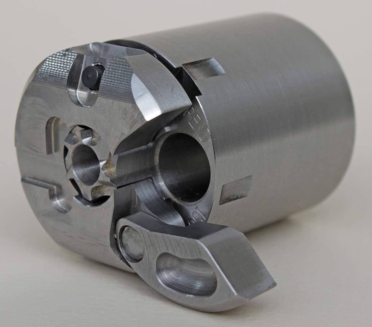 1858 Remington revolver | Cartridge conversion for 58 Remington