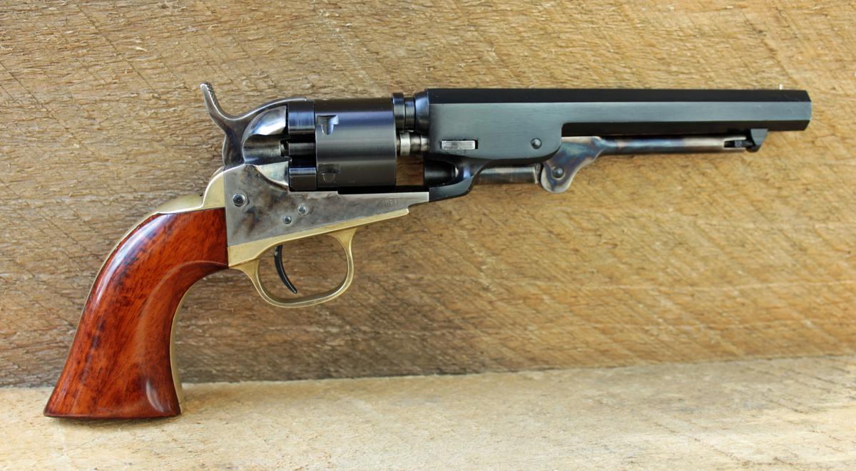 Colt Pocket Model  22 Conversion Kit | Baby Dragoon | Pocket Navy