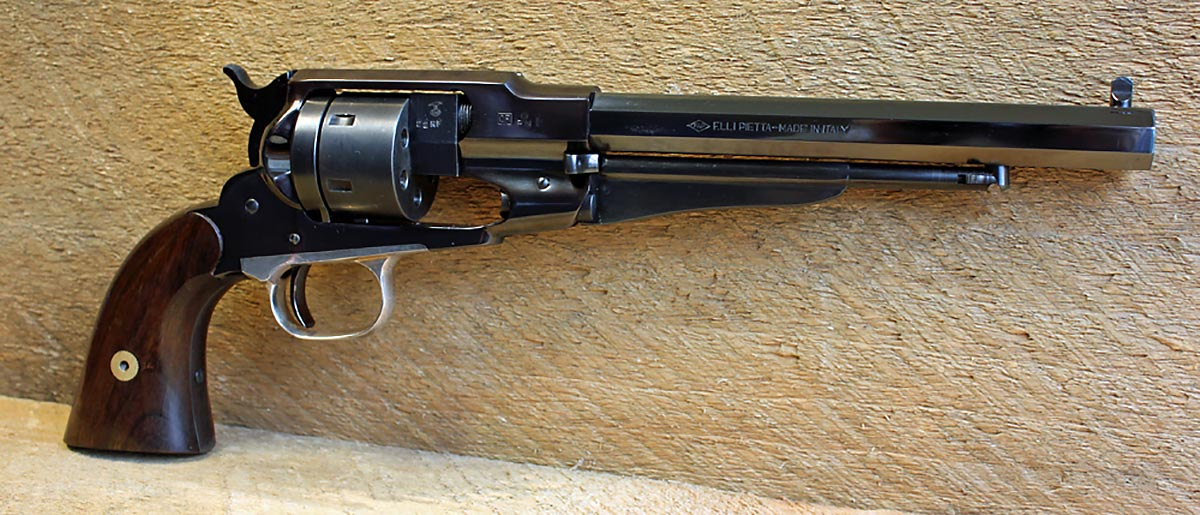 1858 Remington 22